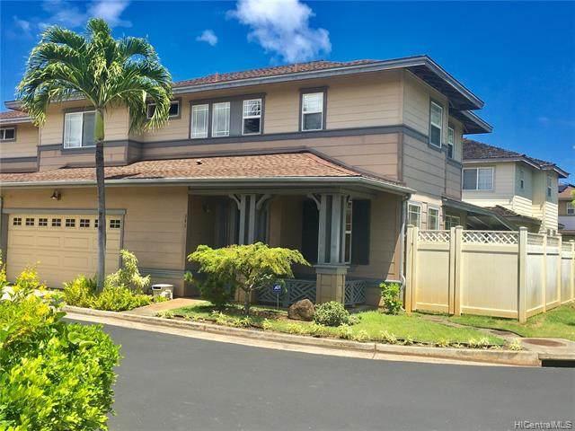 580 Lunalilo Home Road B-341, Honolulu, HI 96825 (MLS #202113217) :: Team Lally