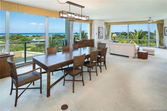 1288 Ala Moana Boulevard 4D, Honolulu, HI 96814 (MLS #202113256) :: LUVA Real Estate