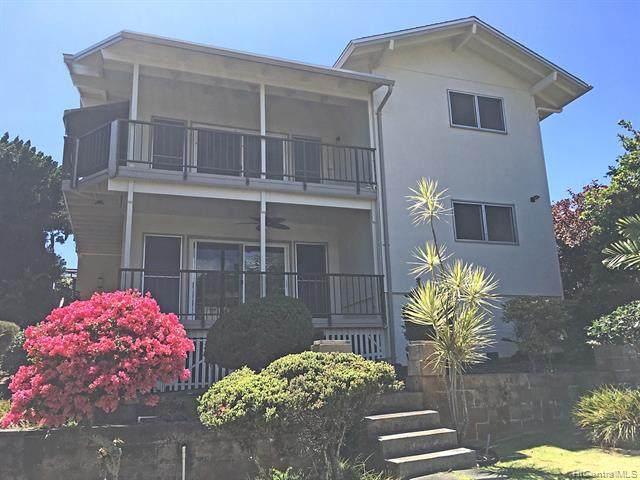 4525 Sierra Drive, Honolulu, HI 96816 (MLS #202113270) :: Compass
