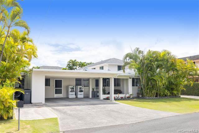 949 Kaipii Street, Kailua, HI 96734 (MLS #202113321) :: Team Lally