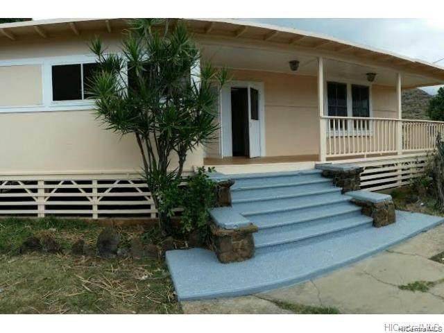 85-824 Lihue Street, Waianae, HI 96792 (MLS #202113322) :: Compass