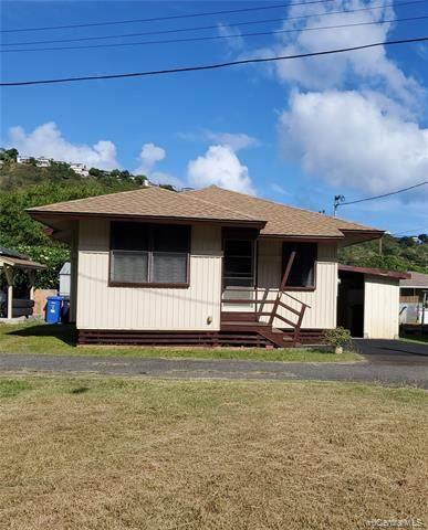 Address Not Published, Honolulu, HI 96816 (MLS #202113404) :: Compass
