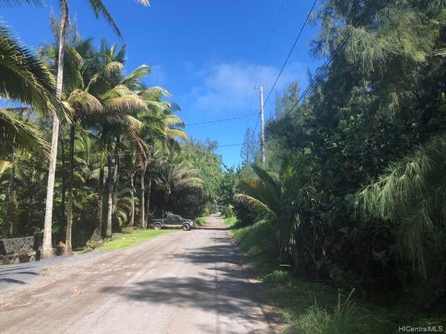 0 Beach Road, Keaau, HI 96749 (MLS #202113406) :: Hawai'i Life