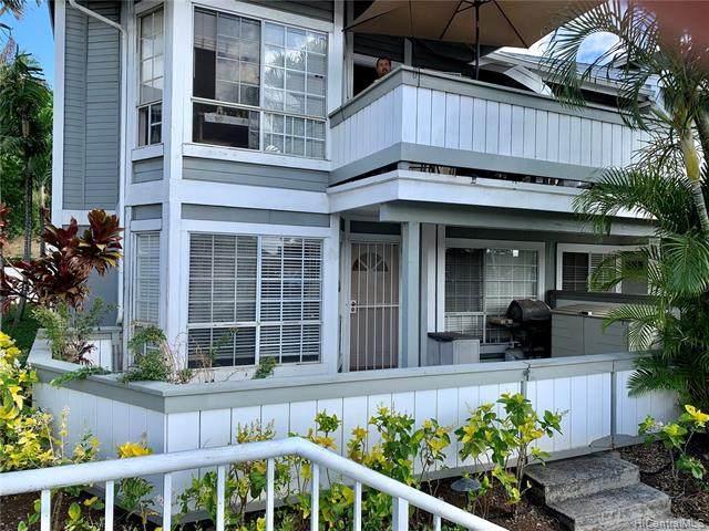 594 Mananai Place 21A, Honolulu, HI 96818 (MLS #202113428) :: Corcoran Pacific Properties