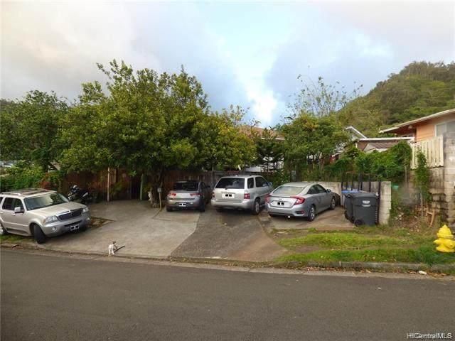 1730 Mahani Loop, Honolulu, HI 96819 (MLS #202113472) :: Corcoran Pacific Properties