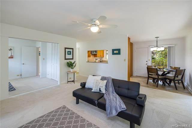 4876-4 Kilauea Avenue #159, Honolulu, HI 96816 (MLS #202113488) :: LUVA Real Estate