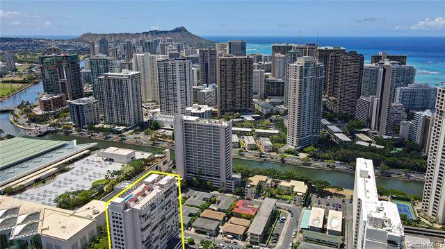 475 Atkinson Drive #1006, Honolulu, HI 96814 (MLS #202113492) :: Compass