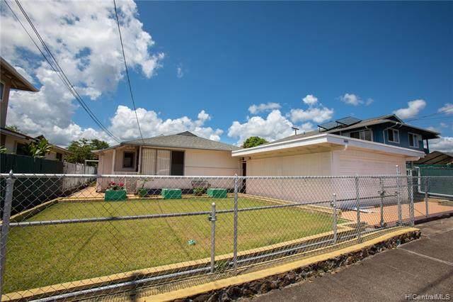 98-010 Lokowai Street, Aiea, HI 96701 (MLS #202113493) :: Keller Williams Honolulu