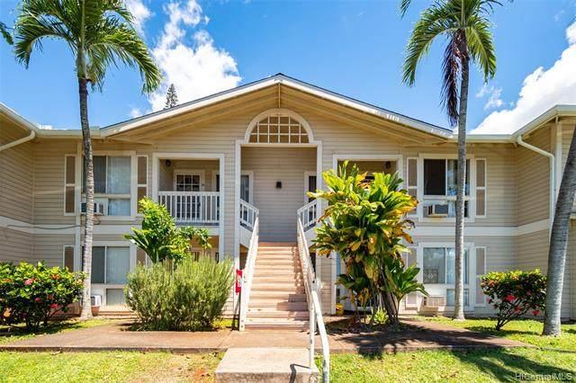94-620 Lumiaina Street L202, Waipahu, HI 96797 (MLS #202113502) :: Corcoran Pacific Properties