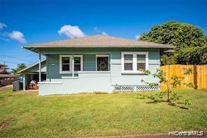 1396 Loko Drive, Wahiawa, HI 96786 (MLS #202113538) :: Compass