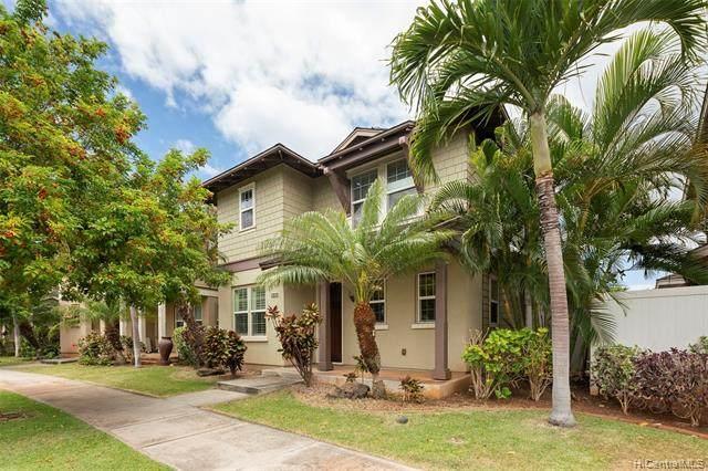 91-1834 Waiaama Street, Ewa Beach, HI 96706 (MLS #202113556) :: Team Lally