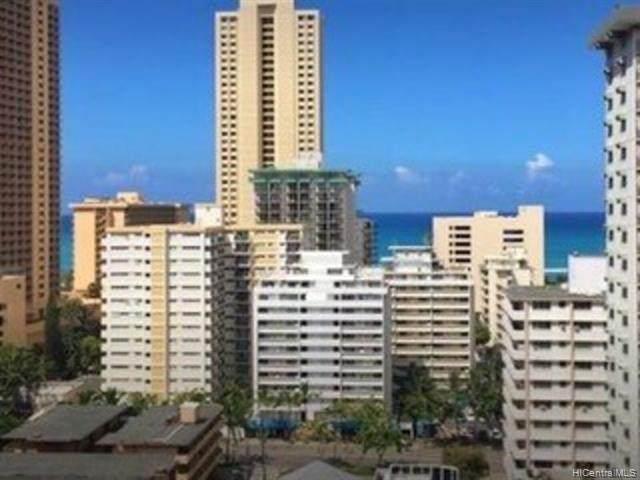 2452 Tusitala Street #1802, Honolulu, HI 96815 (MLS #202113567) :: Compass