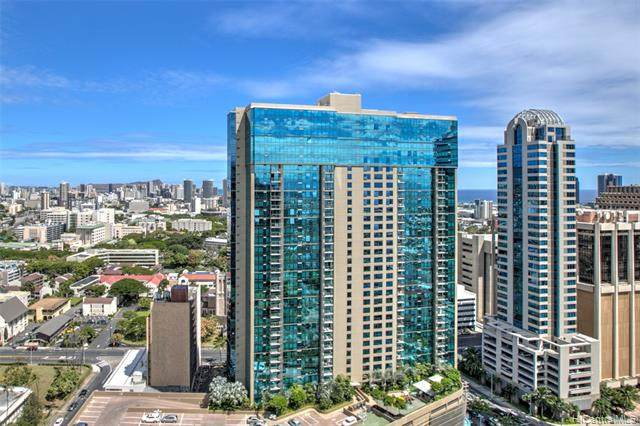 1200 Queen Emma Street #3805, Honolulu, HI 96813 (MLS #202113575) :: Island Life Homes