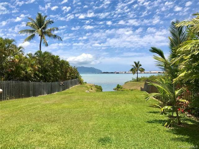 44-295 Kaneohe Bay Drive #4, Kaneohe, HI 96744 (MLS #202113576) :: Compass