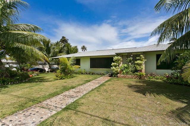 4804 Aukai Avenue, Honolulu, HI 96816 (MLS #202113589) :: Team Lally