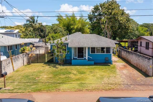 1422 Aheahe Avenue, Wahiawa, HI 96786 (MLS #202113591) :: Compass