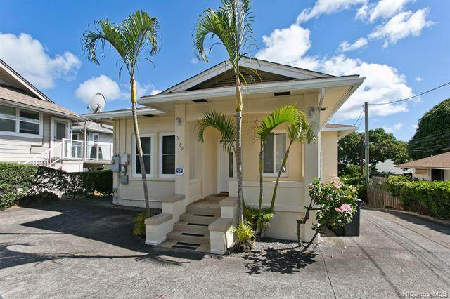 3169 Harding Avenue, Honolulu, HI 96816 (MLS #202113599) :: Corcoran Pacific Properties