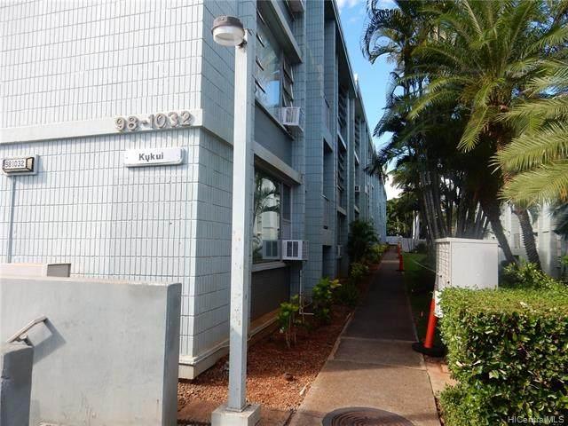 98-1032 Moanalua Road 3-102, Aiea, HI 96701 (MLS #202113614) :: Compass