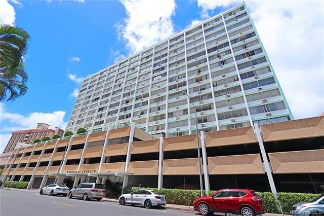 1560 Kanunu Street #719, Honolulu, HI 96814 (MLS #202113639) :: Team Lally