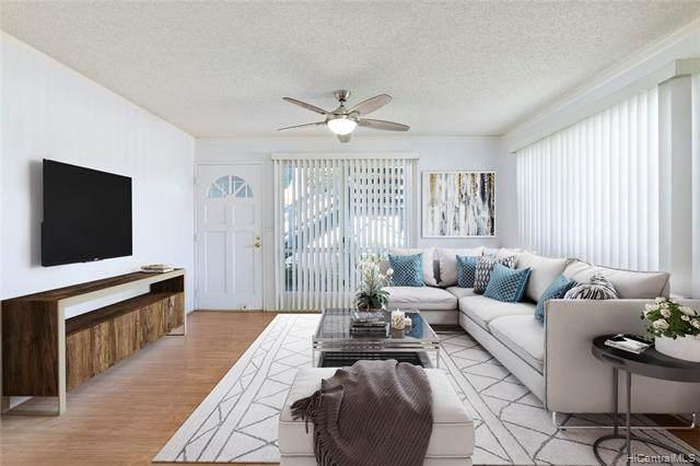 94-828 Lumiauau Street N101, Waipahu, HI 96797 (MLS #202113655) :: Compass