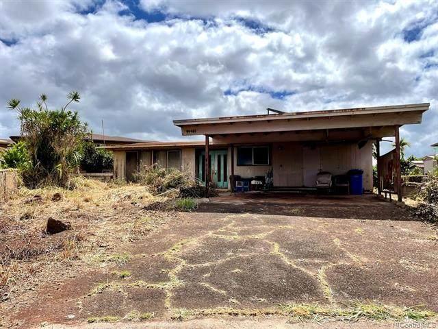 94-485 Hinuhinu Way, Waipahu, HI 96797 (MLS #202114673) :: LUVA Real Estate