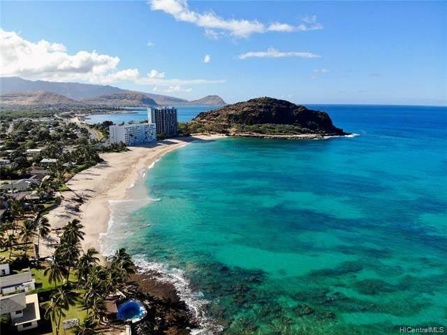 84-853 Moua Street, Waianae, HI 96792 (MLS #202114698) :: Keller Williams Honolulu