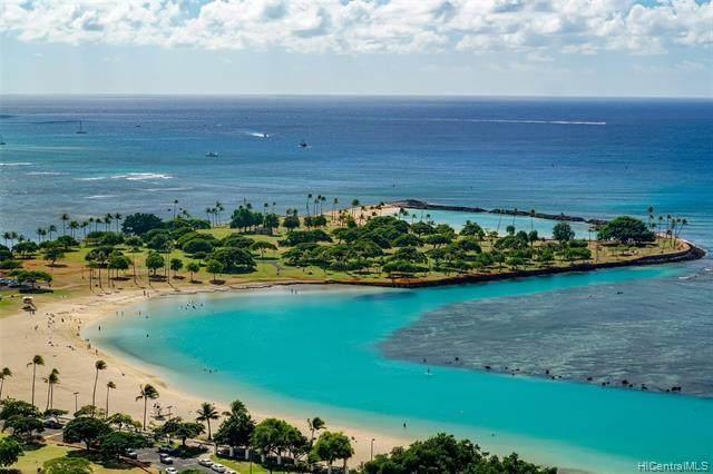 1330 Ala Moana Boulevard #3903, Honolulu, HI 96814 (MLS #202114699) :: LUVA Real Estate