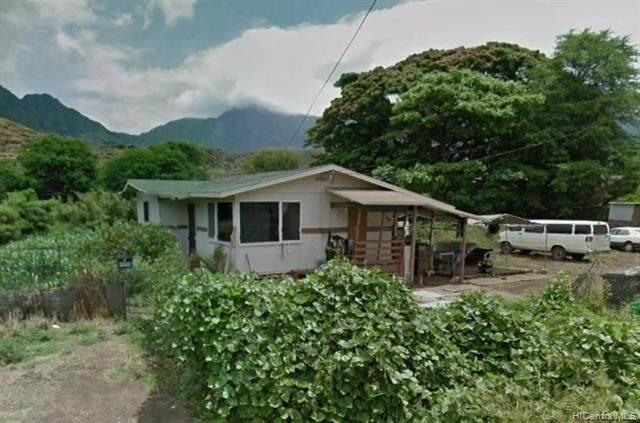 86-449 Puuhulu Road, Waianae, HI 96792 (MLS #202114701) :: Team Lally