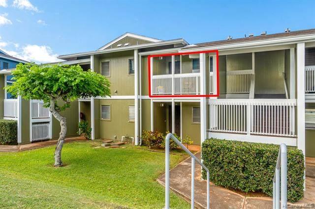 94-615 Kahakea Street 6B, Waipahu, HI 96797 (MLS #202114721) :: Compass