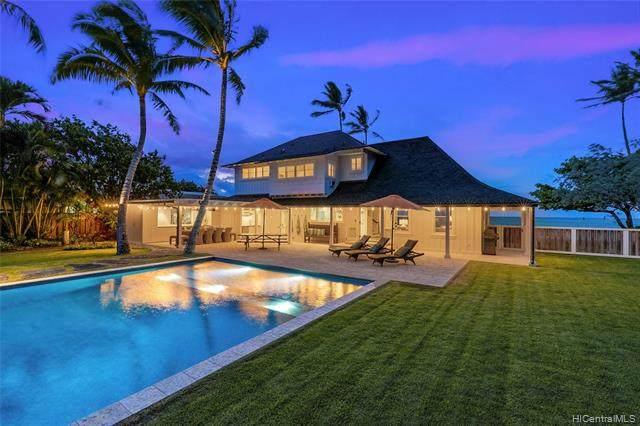 1226 Mokulua Drive, Kailua, HI 96734 (MLS #202114722) :: Corcoran Pacific Properties