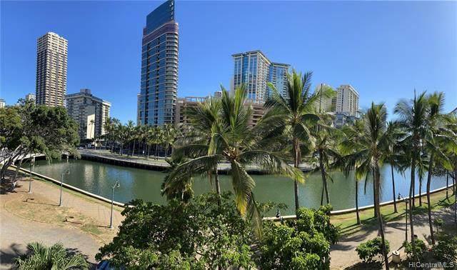 620 Mccully Street #402, Honolulu, HI 96826 (MLS #202114735) :: Compass