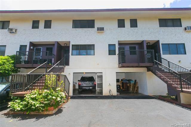 98-364 Kaonohi Street 10/384, Aiea, HI 96701 (MLS #202114748) :: Team Lally
