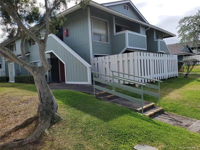 94-729 Paaono Street H4, Waipahu, HI 96797 (MLS #202114785) :: Compass