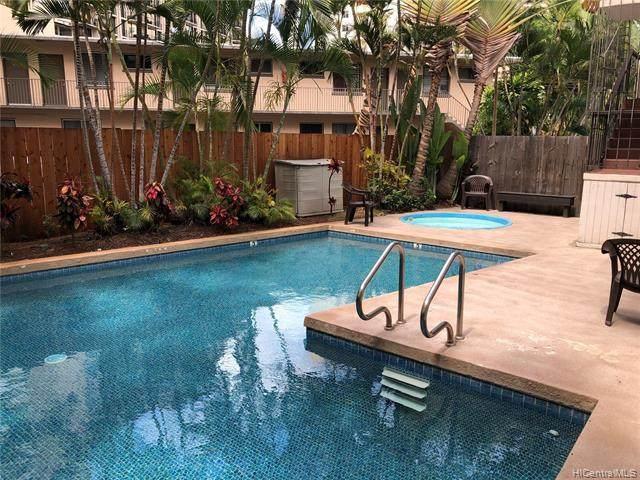 1863 Kaioo Drive #403, Honolulu, HI 96815 (MLS #202114804) :: Keller Williams Honolulu