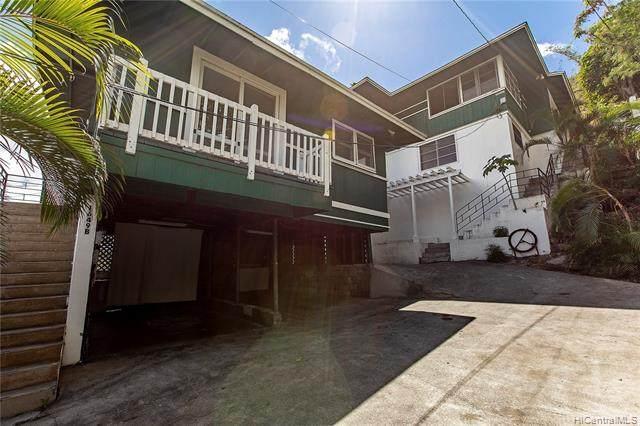 1649-A 10th Avenue, Honolulu, HI 96816 (MLS #202114811) :: Team Lally
