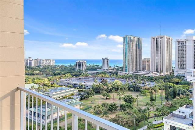 1925 Kalakaua Avenue #2002, Honolulu, HI 96815 (MLS #202114818) :: Compass