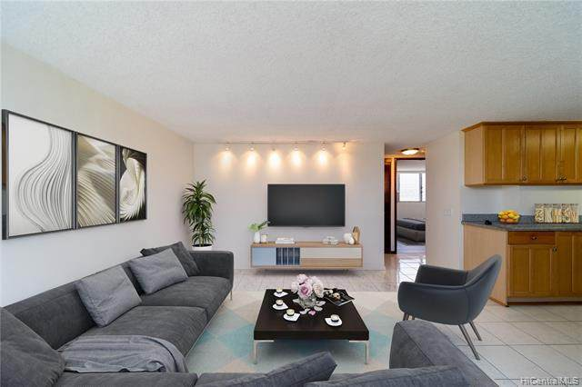 502 Captain Cook Avenue #202, Honolulu, HI 96813 (MLS #202114825) :: Island Life Homes