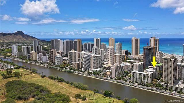 435 Walina Street #401, Honolulu, HI 96815 (MLS #202114870) :: Team Lally