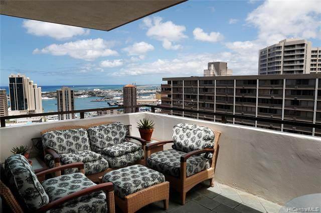 55 S Kukui Street D3201, Honolulu, HI 96813 (MLS #202114876) :: Island Life Homes