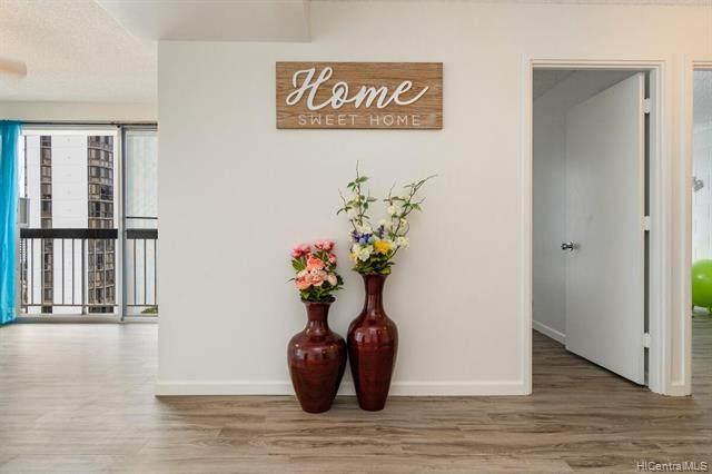 2055 Nuuanu Avenue #1101, Honolulu, HI 96817 (MLS #202114890) :: LUVA Real Estate