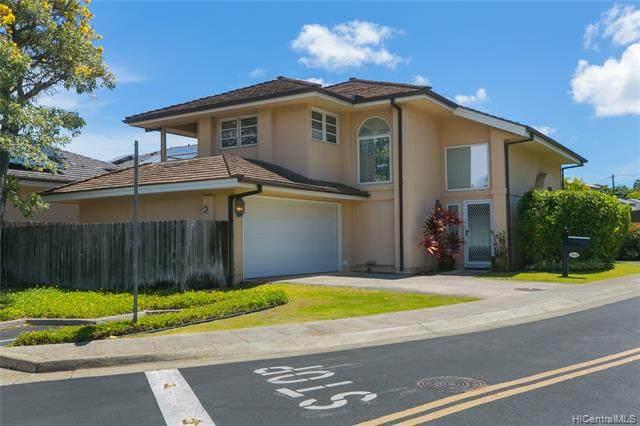4069 Keanu Street, Honolulu, HI 96816 (MLS #202114901) :: Weaver Hawaii   Keller Williams Honolulu