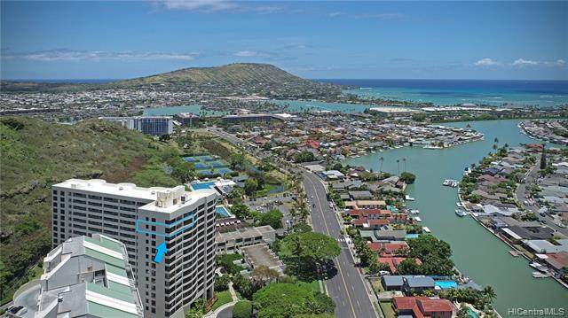 6770 Hawaii Kai Drive #1401, Honolulu, HI 96825 (MLS #202114918) :: Compass