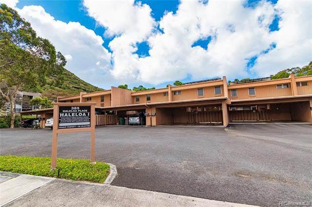 385 Haleloa Place E, Honolulu, HI 96821 (MLS #202114935) :: Compass