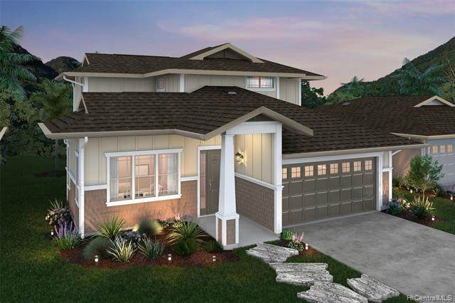 84-843 Maiola Street #102, Waianae, HI 96792 (MLS #202114957) :: Corcoran Pacific Properties