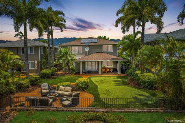 94-1035 Kapehu Street, Waipahu, HI 96797 (MLS #202114958) :: Keller Williams Honolulu