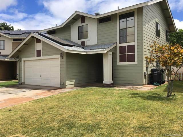 94-500 Mehe Place, Waipahu, HI 96797 (MLS #202114969) :: Keller Williams Honolulu