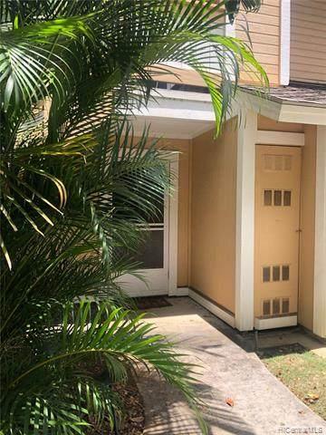 373 Mananai Place 44F, Honolulu, HI 96818 (MLS #202114985) :: Corcoran Pacific Properties