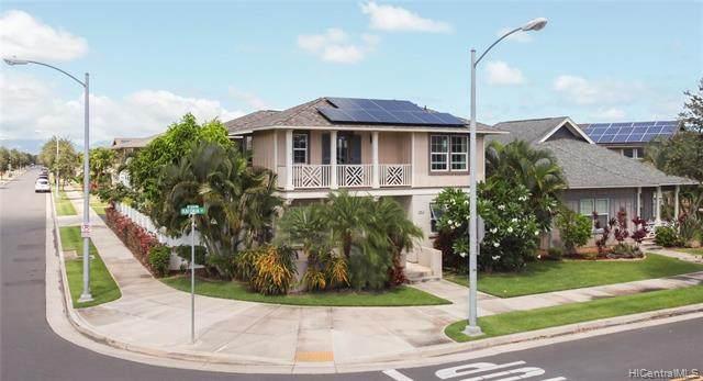 91-1203 Kaiokia Street, Ewa Beach, HI 96706 (MLS #202114986) :: Corcoran Pacific Properties