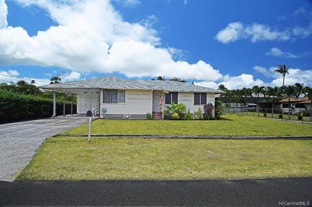 134 Kaimi Street, Kailua, HI 96734 (MLS #202114994) :: Team Lally