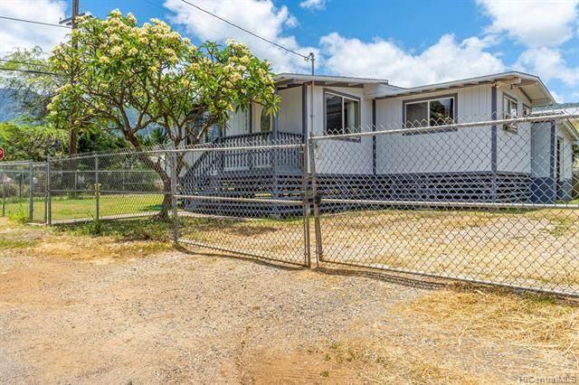 86-302 Puuhulu Place, Waianae, HI 96792 (MLS #202115004) :: Team Lally